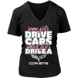 Smart Girls Drive a Corvette