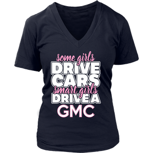 Smart Girls Drive a GMC
