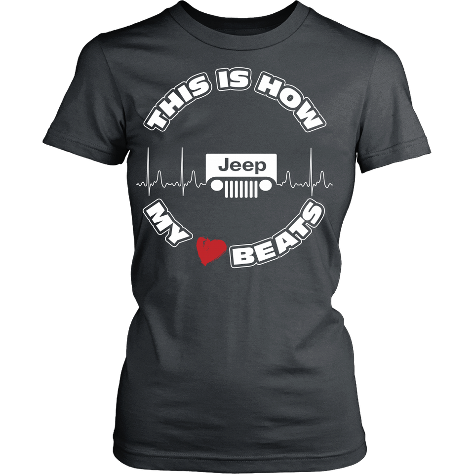 This Is How My Heart Beats Jeep