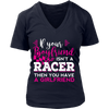 If Your Boyfriend Isn't A Racer Then You Have A Girlfriend!