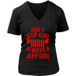Once A Jeep Girl, Always A Jeep Girl RV!