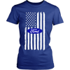 Limited Edition - Ford Us Flag F