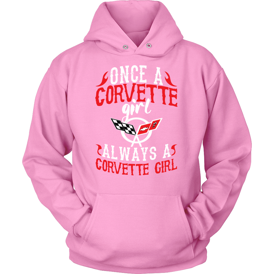 Once a Corvette Girl, Always A Corvette Girl C5RV!