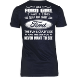 As A Ford Girl!