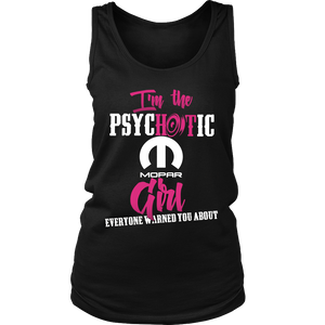 I'm The Psychotic Mopar Girl ...!