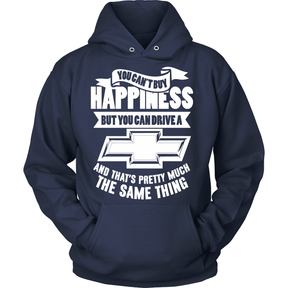 You Can't Buy Happiness Chevy