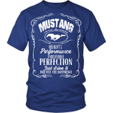 Mustang Quality,Performance,Unbeatable