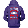I'm A Chevy Girl My Level Of Sarcasm...!