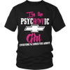 I'm The Psychotic Chevy Girl ...!