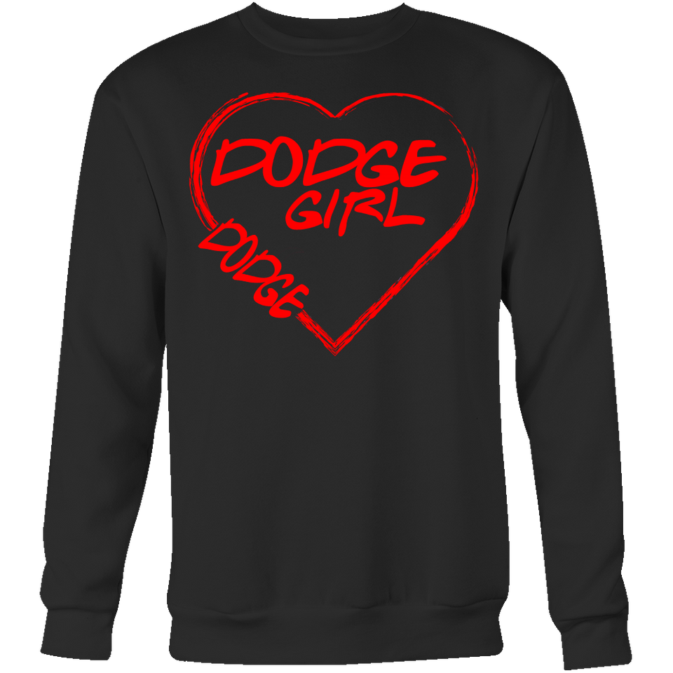 Dodge Girl Heart