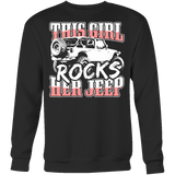 This Girl Rocks Her Jeep