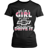 Yes I'm a Girl, Yes I Drive a Chevy