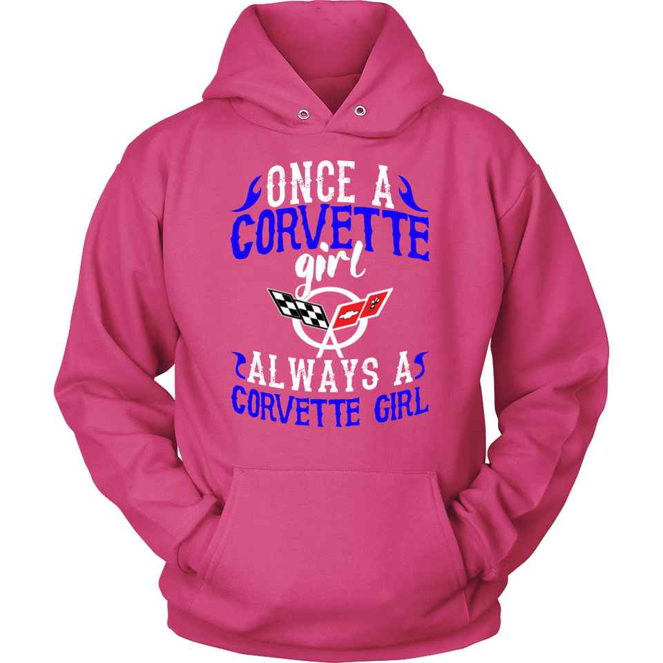 Once a Corvette Girl, Always A Corvette Girl C5BV!