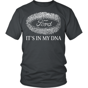 It's In My DNA Ford