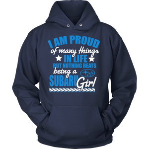 I Am Proud Of Many Things In Life But Nothing Beats Being A Subaru Girl!