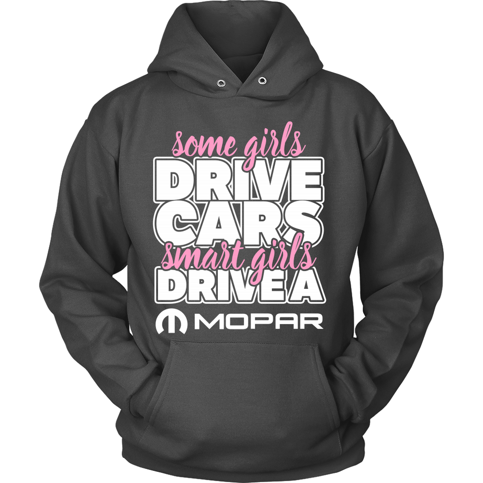 Smart Girls Drive a Mopar