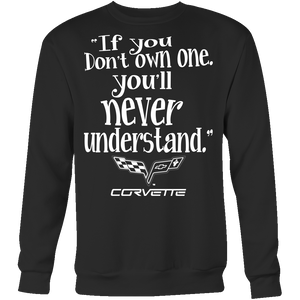 If You Don't Own One Corvette