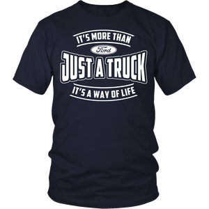 It's More Than Just a Truck Ford