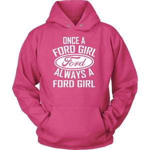 Once A Ford Girl, Always A Ford Girl