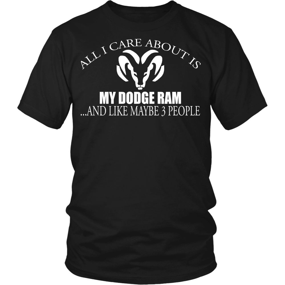 All I Care About Is My Dodge Ram