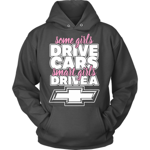 Smart Girls Drive a Chevy