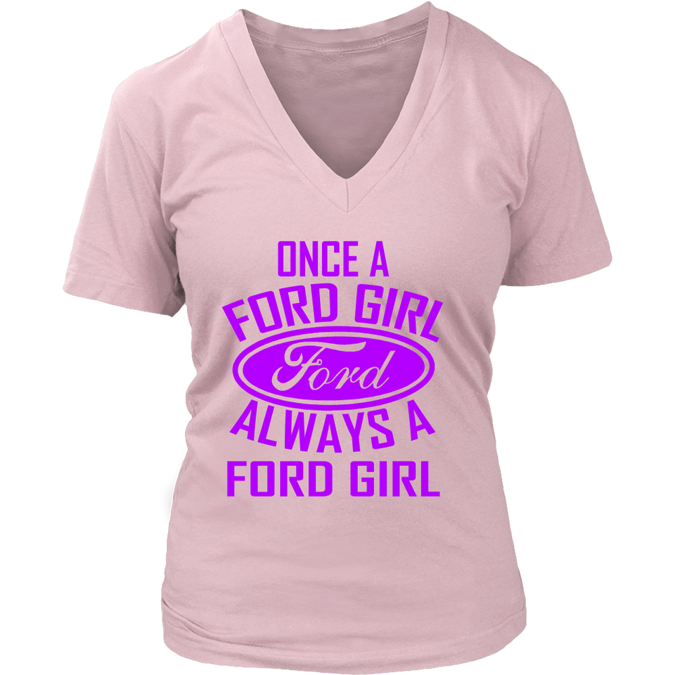 Once A Ford Girl, Always A Ford Girl PuV