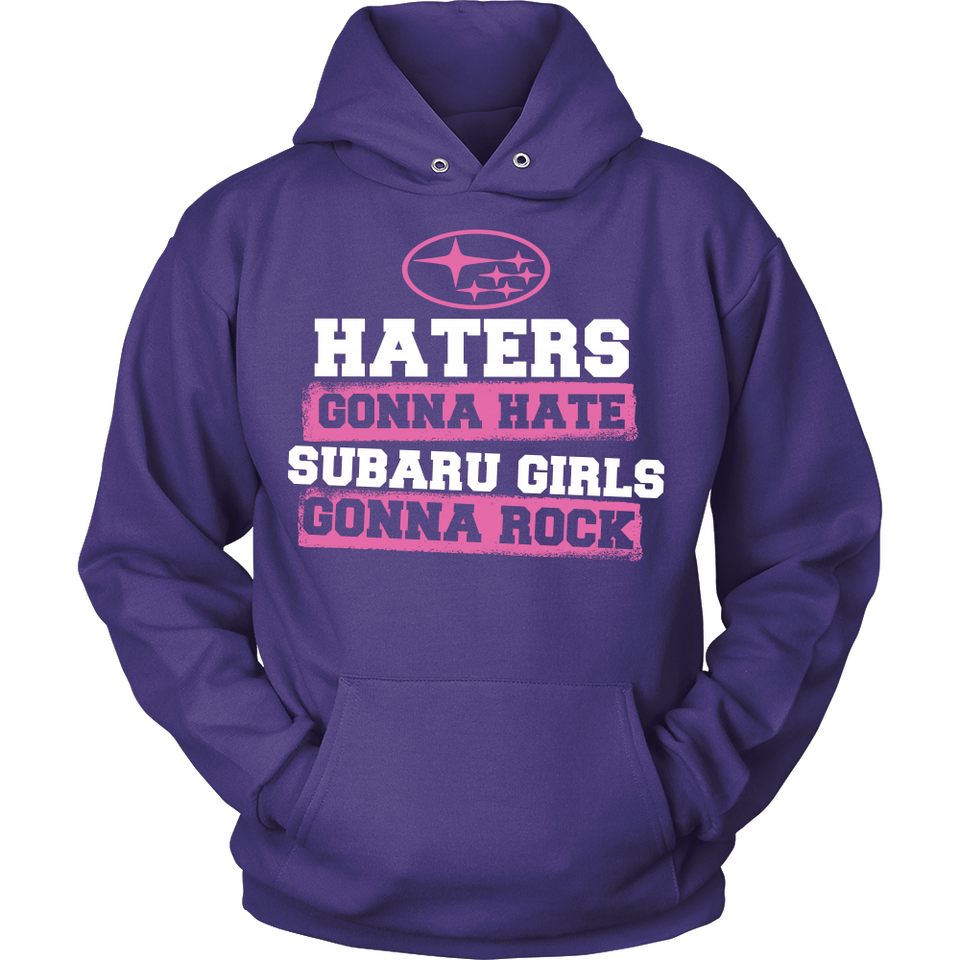 Haters Gonna Hate,Subaru Girls Gonna Rock