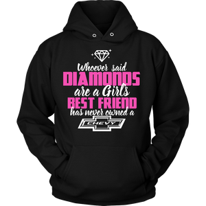 Whoever Said Diamonds Chevy