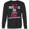 I'm The Psychotic Hyndai Girl ...!