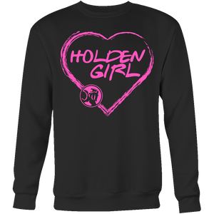 Holden Girl Heart