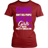Guns Don't Kill People, Mopar Girls With Pretty Smiles Do PuV!