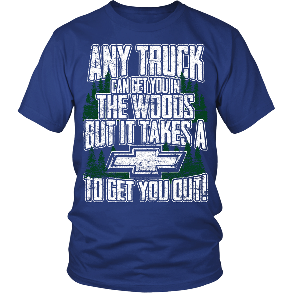 Any Truck Can Get You In Chevy