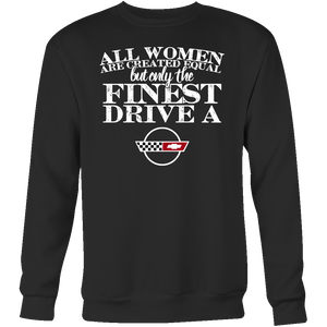 All Women Are Created Equal Corvette C4