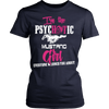 I'm The Psychotic Mustang Girl ...!