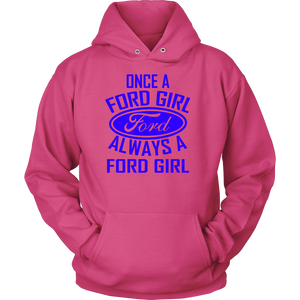 Once A Ford Girl, Always A Ford Girl BV!