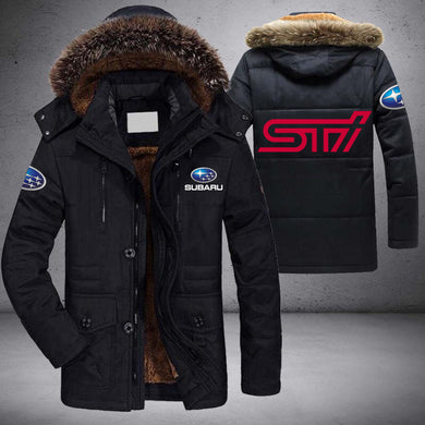 Subaru STI Coat With FREE SHIPPING!