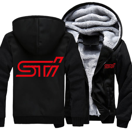 Superwarm Subaru STI Jackets With FREE SHIPPING!