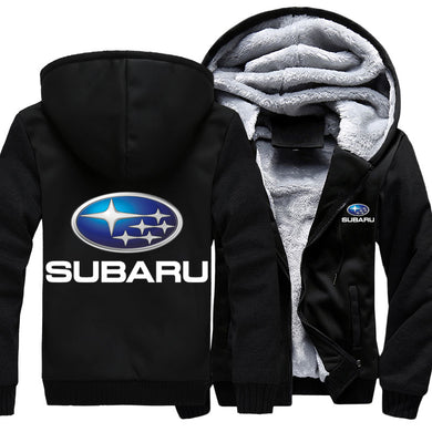 Superwarm Subaru Jackets With FREE SHIPPING!