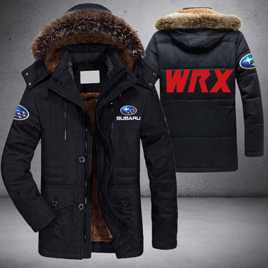 Subaru WRX Coat With FREE SHIPPING!