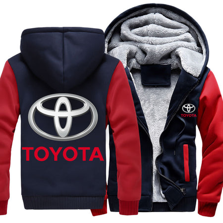 Superwarm Toyota Jackets With FREE SHIPPING!