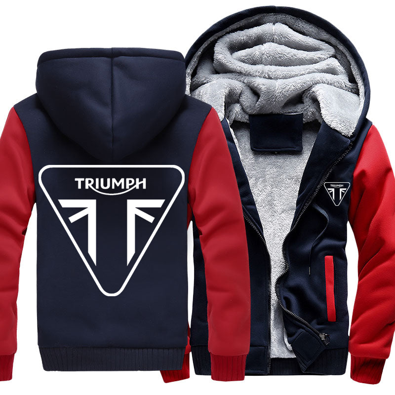 Superwarm Triumph Motorcycle Jackets With FREE SHIPPING!