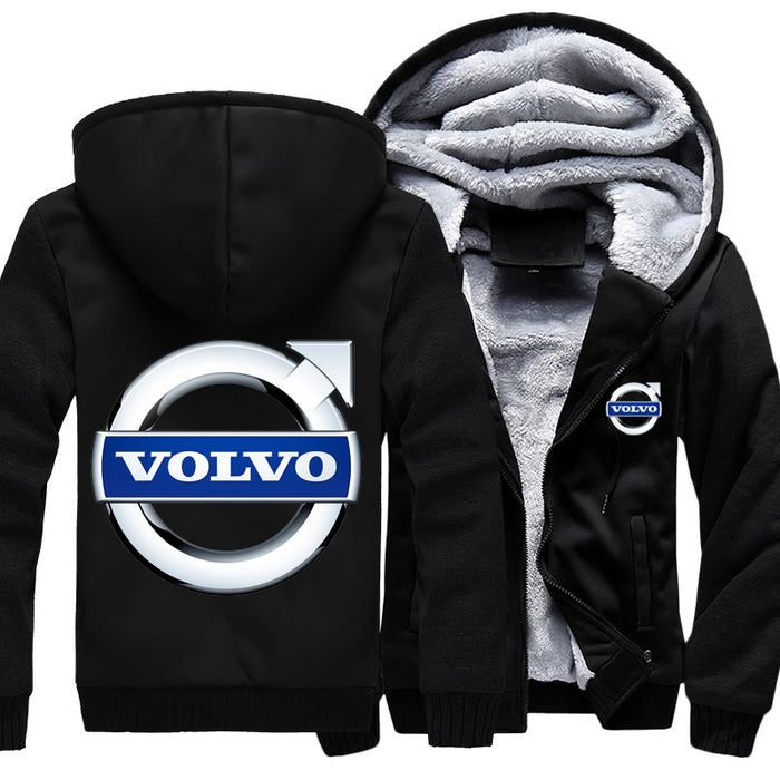 Super Warm Volvo Jackets With FREE SHIPPING!