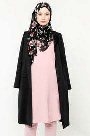 Limited Edition Black Modest Coat