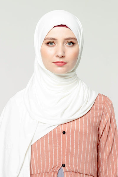 Essential Jersey Hijab  (More Colors Available)