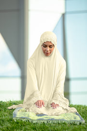 Two Piece Lace Salah Prayer Outfit (More colors available)