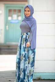 Day Dreams Floral Maxi Skirt