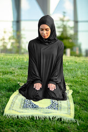 One Piece Salah Prayer Outfit (More colors available)
