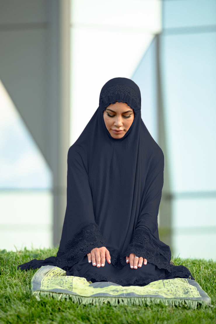 Two Piece Salah Prayer Outfit (More colors available)