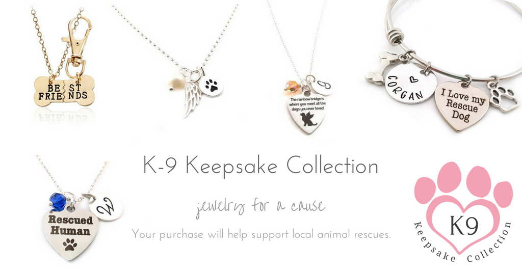k9 keepsake jewelry