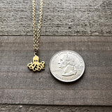 Octopus Necklace - Dainty 14k Gold Filled - Gift for Her